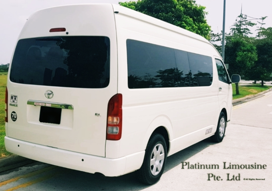 9-13 seater
